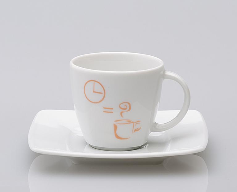 espresso werbetasse victoria hersteller kleiber porzellan gmbh. Black Bedroom Furniture Sets. Home Design Ideas